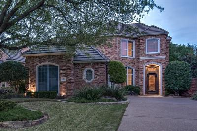 Frisco Single Family Home Active Option Contract: 5 Fairway Drive