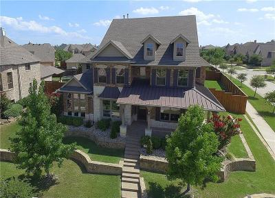 Frisco Single Family Home For Sale: 2537 Enclave Drive