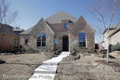 Frisco Single Family Home For Sale: 13845 Round Prairie Lane