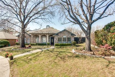 Carrollton Single Family Home For Sale: 3809 Virginia Pine Circle
