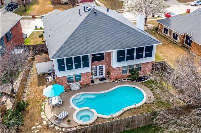 Saginaw Single Family Home For Sale: 1244 Topeka Drive