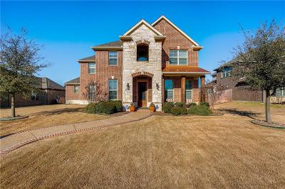 Frisco Single Family Home Active Option Contract: 12343 Jules Drive
