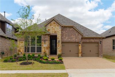 Collin County Single Family Home For Sale: 5913 Marigold Drive