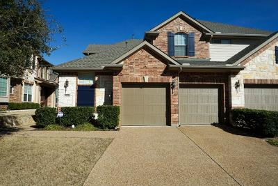 Garland Townhouse Active Option Contract: 6118 Shoal Creek Trail