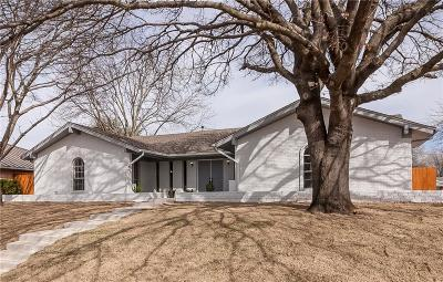 Plano Single Family Home For Sale: 3301 Erwin Drive
