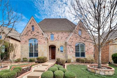 Allen Single Family Home For Sale: 2130 Chambers Drive