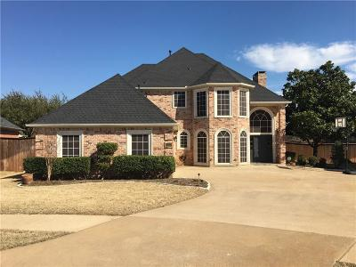 Corinth Single Family Home For Sale: 1853 Vintage Drive