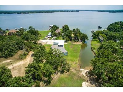 Mabank Single Family Home For Sale: 233 Esquire Estates Road