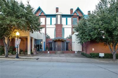 Fort Worth Townhouse For Sale: 205 Pecan Street