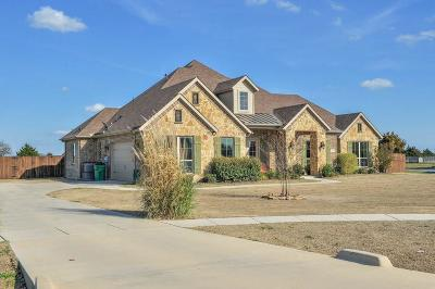 Red Oak Single Family Home Active Option Contract: 428 Rugged Drive