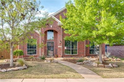 Frisco Single Family Home For Sale: 11449 Yoakum Drive