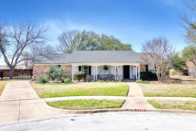 Single Family Home Active Option Contract: 3306 Arawak Place
