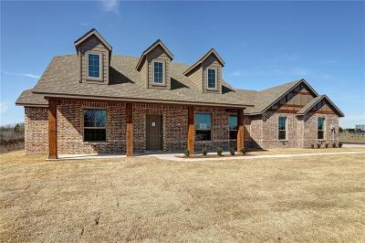 Farmersville Single Family Home For Sale: 925 Lester Burt Road