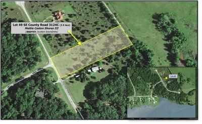 Residential Lots & Land For Sale: L 49 SE County Road 3124c