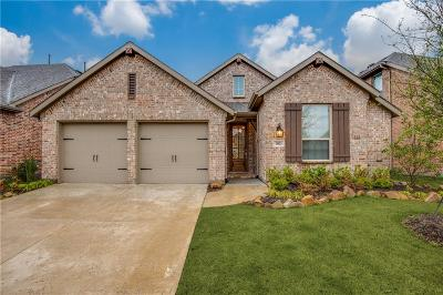 Prosper Single Family Home For Sale: 15813 High Line Drive