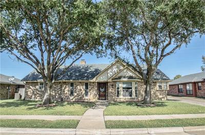 Carrollton Single Family Home For Sale: 2107 Hunters Ridge