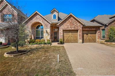 Lewisville Single Family Home For Sale: 2809 Cole Castle Drive
