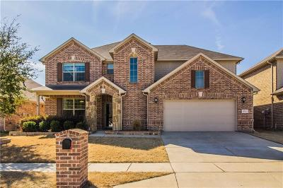 Fort Worth TX Single Family Home For Sale: $352,900