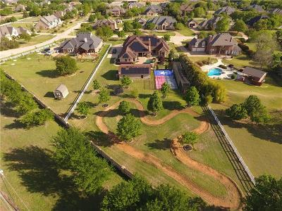 Flower Mound Single Family Home For Sale: 4409 Dade Drive