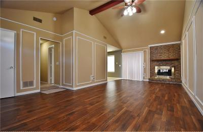 Allen Single Family Home For Sale: 712 Valley View Drive