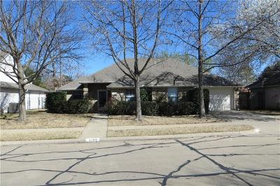 Irving Single Family Home For Sale: 1104 Churchill Drive