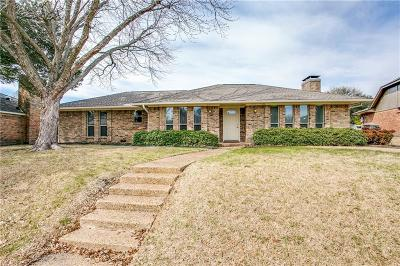 Plano TX Single Family Home Active Option Contract: $315,000