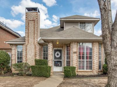 Lewisville Single Family Home Active Option Contract: 1715 Circle Creek Drive
