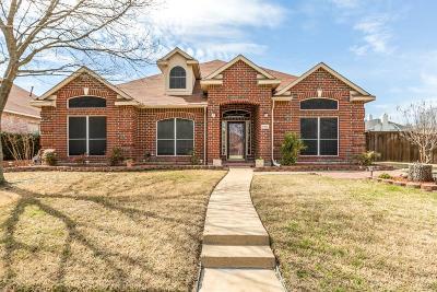 Rowlett Single Family Home For Sale: 7413 Arborside Drive