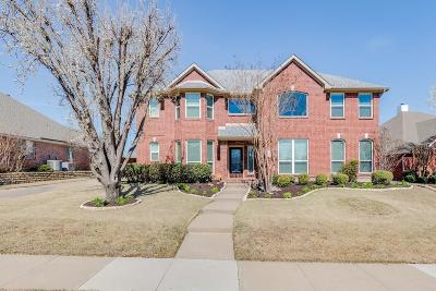 Keller Single Family Home For Sale: 703 Waters Edge