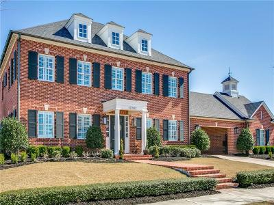Frisco Single Family Home For Sale: 12262 Winding Hollow Lane