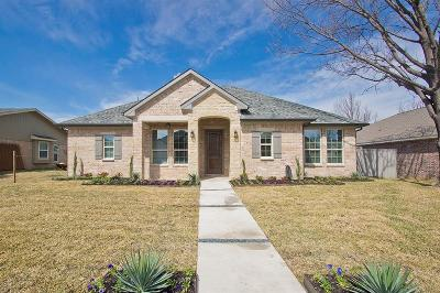 Garland Single Family Home For Sale: 4821 Freeport Drive