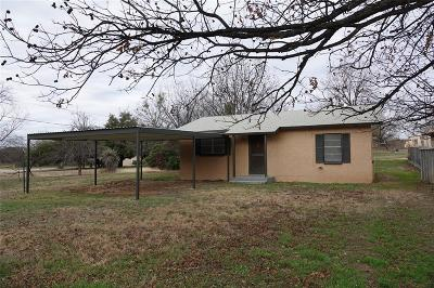 Brownwood Single Family Home For Sale: 222 Avolyn Drive
