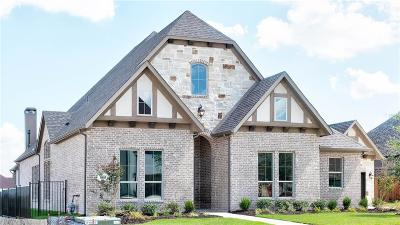 Aledo Single Family Home For Sale: 1645 Prairie Ridge Road