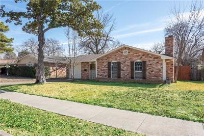 Irving Single Family Home For Sale: 2514 Timberlake Drive
