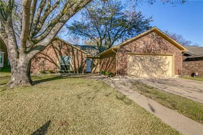 Rowlett Single Family Home For Sale: 6106 Azalea Drive