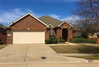 Fort Worth Single Family Home For Sale: 3705 Lankford Trail