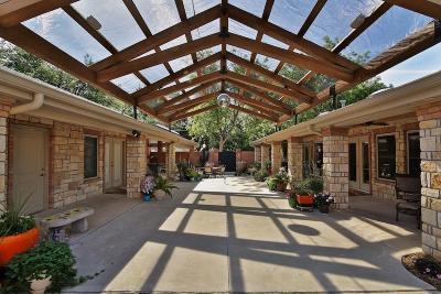 Abilene Single Family Home Active Option Contract: 1817 Woodridge Drive