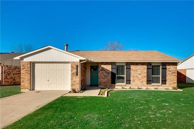 The Colony TX Single Family Home For Sale: $249,000