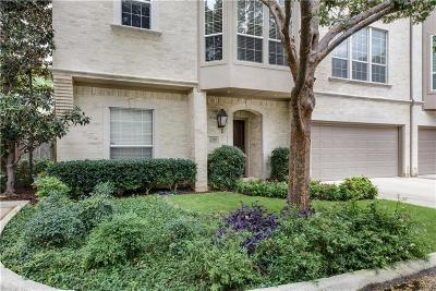 Townhouse For Sale: 2709 Welborn Street