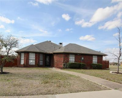 Wylie Single Family Home Active Option Contract: 311 N Winding Oaks Drive