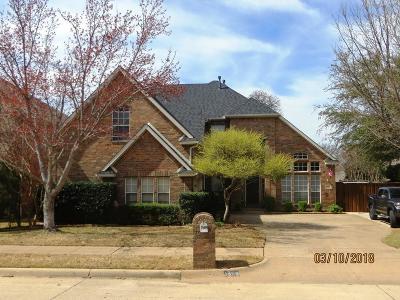 Corinth Single Family Home For Sale: 1509 Oakhollow Drive
