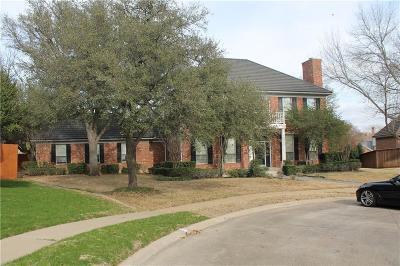 Irving Single Family Home For Sale: 1501 Bonham Court