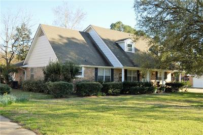Terrell Single Family Home For Sale: 5 Carl Lee Circle