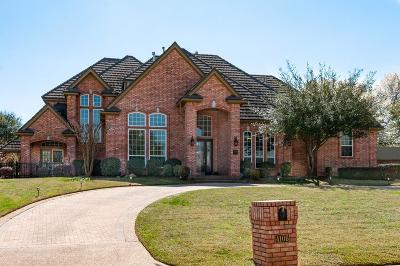 Colleyville Single Family Home For Sale: 4106 Buckingham Place