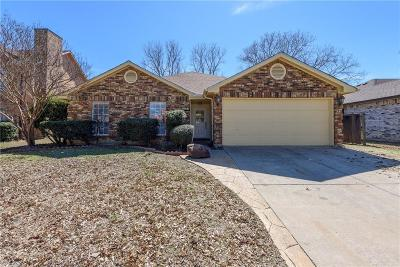 Corinth Single Family Home For Sale: 2515 Meadowview Drive