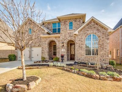 McKinney Single Family Home For Sale: 320 Longhorn Drive