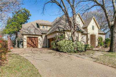Richardson Single Family Home For Sale: 402 Canyon Creek Drive