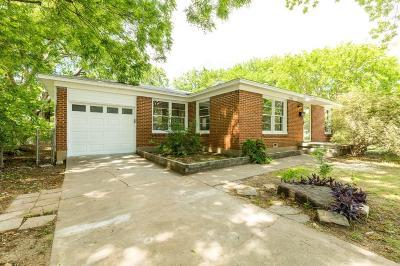 Richland Hills Single Family Home For Sale: 7015 Oak Park Drive