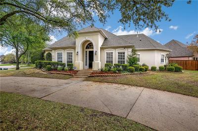 Colleyville Single Family Home For Sale: 6411 Wallace Lane