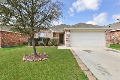 Fort Worth TX Single Family Home Active Option Contract: $180,000